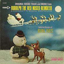 1998  Original Soundtrack: Rudolph The Red Nosed Reindeer