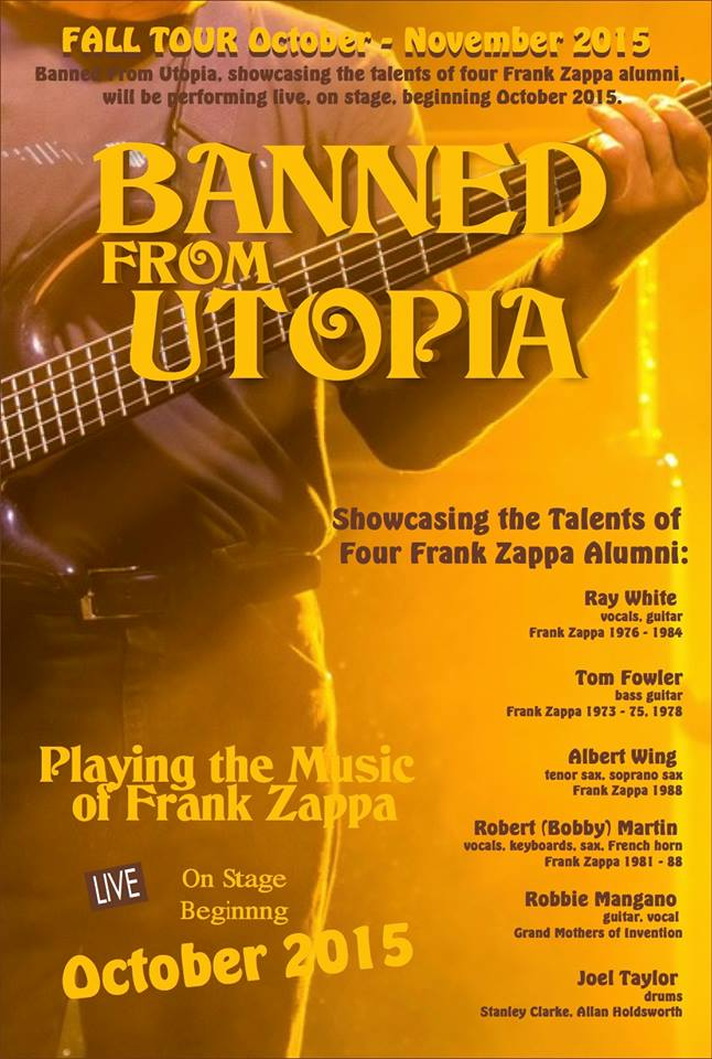 banned from utopia fall tour 2015